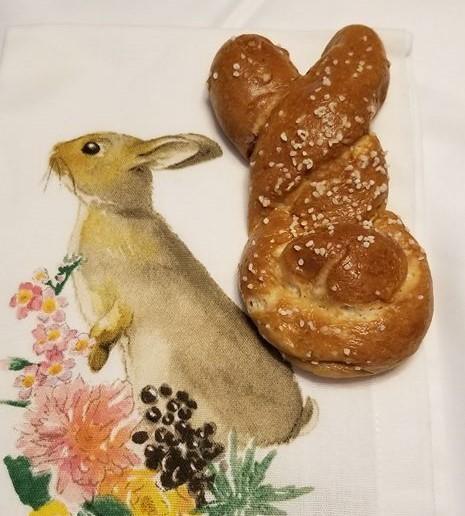 Chebe Gluten and Grain Free Bunny Pretzel