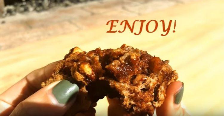 Grain Free Pecan Cinnamon Rolls
