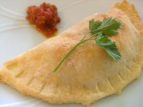 Gluten Free Masala Samosa
