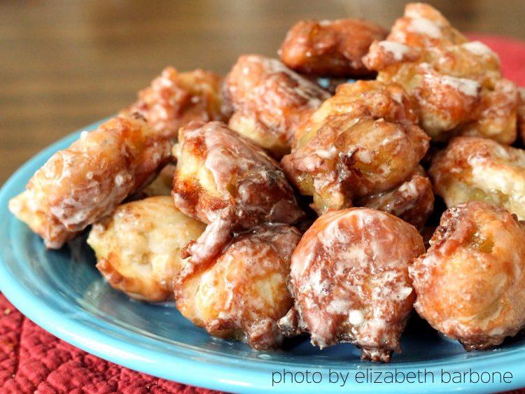 Gluten Free Apple Fritters