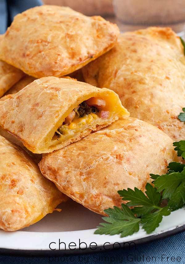 Gluten Free Hot Pocket Sandwiches