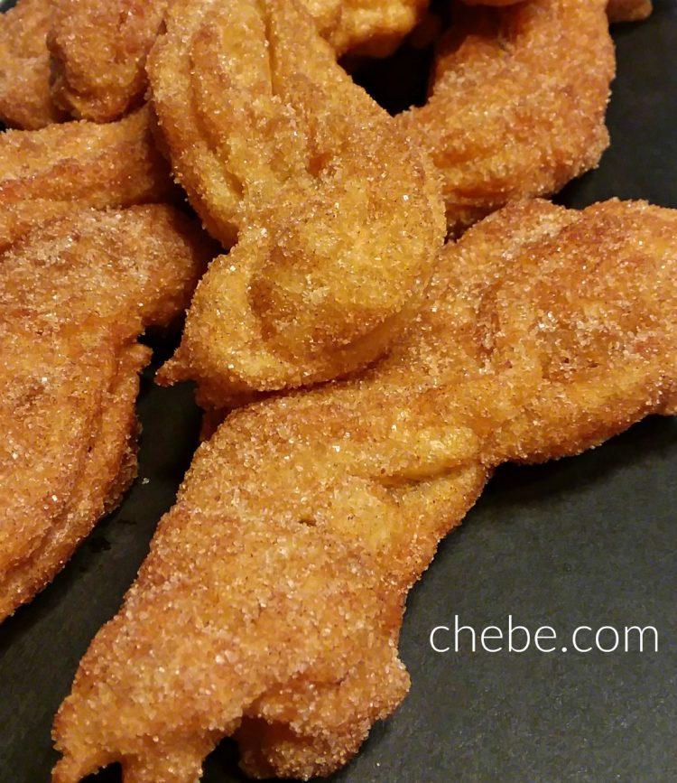 Gluten Free Chebe Churros