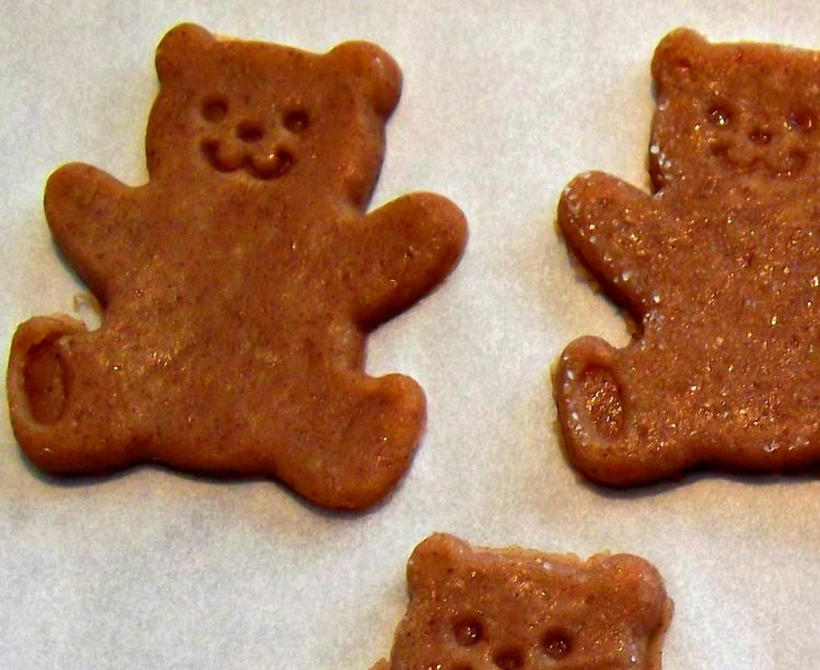 Chebe Cinnamon Bear Crackers