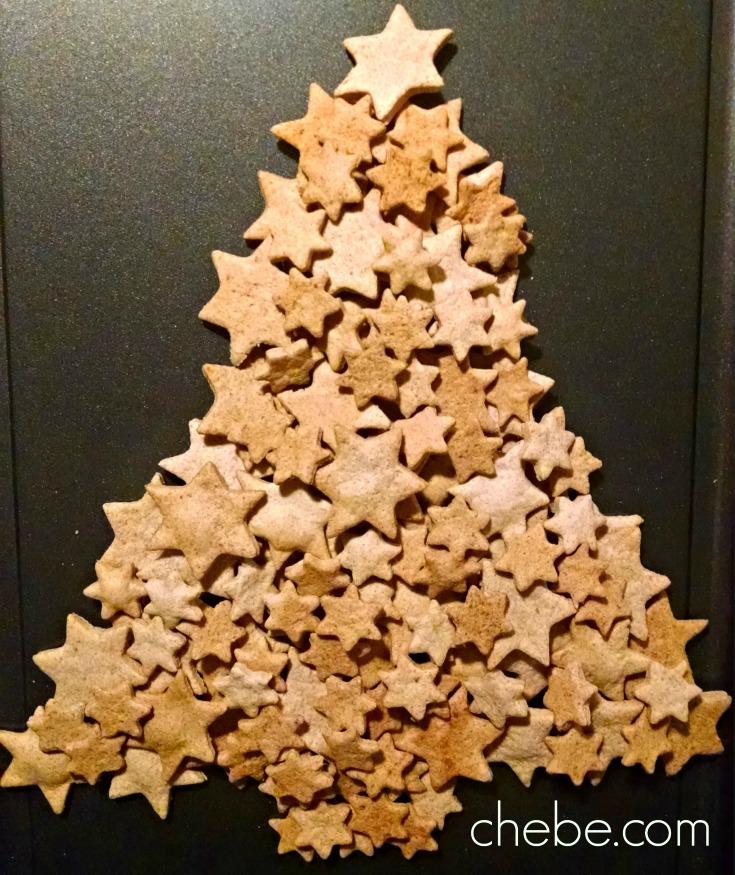 Christmas Star Snaps