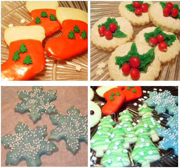 Chebe Christmas Cookies