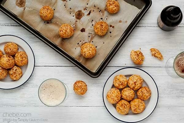 Grain Free Ham and Cheese Sandwich Balls