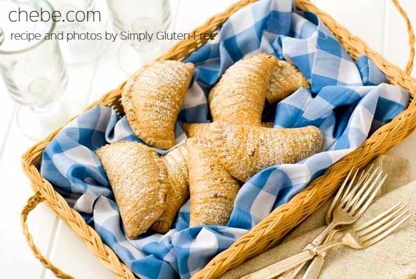Easy Gluten and Grain Free Pumpkin Empanadas