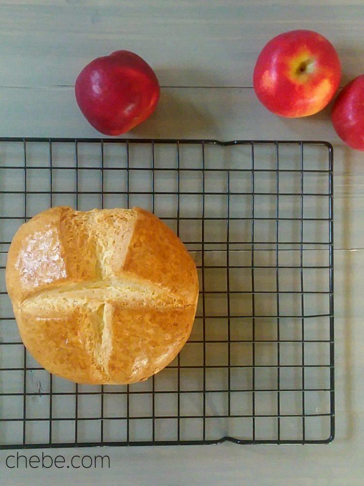 round loaf, yeast free diet, candida diet