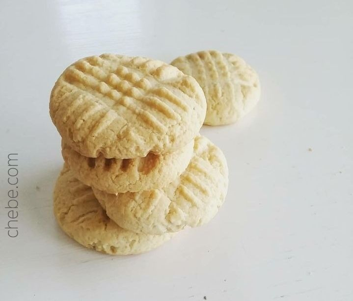 Grain Free Shortbread Cookies