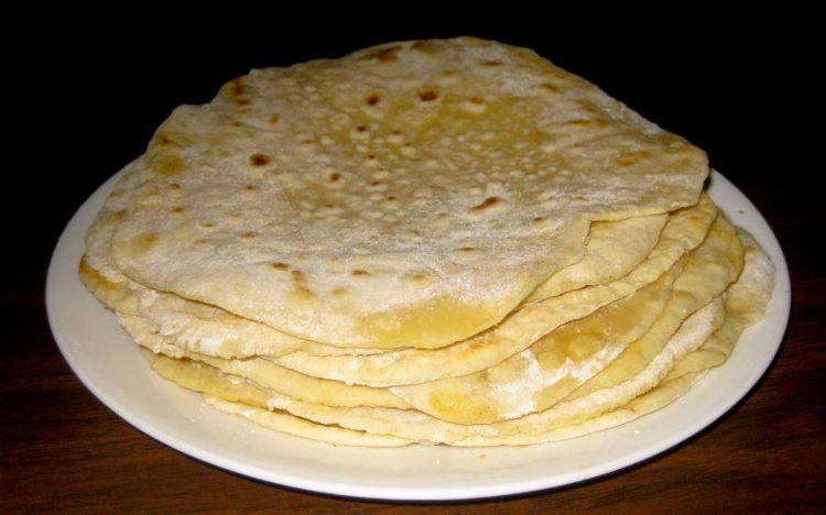 Gluten-free, Grain-free Tortillas