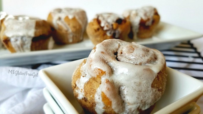 Grain Free, Yeast Free Chebe Cinnamon Rolls… Extra Butter!