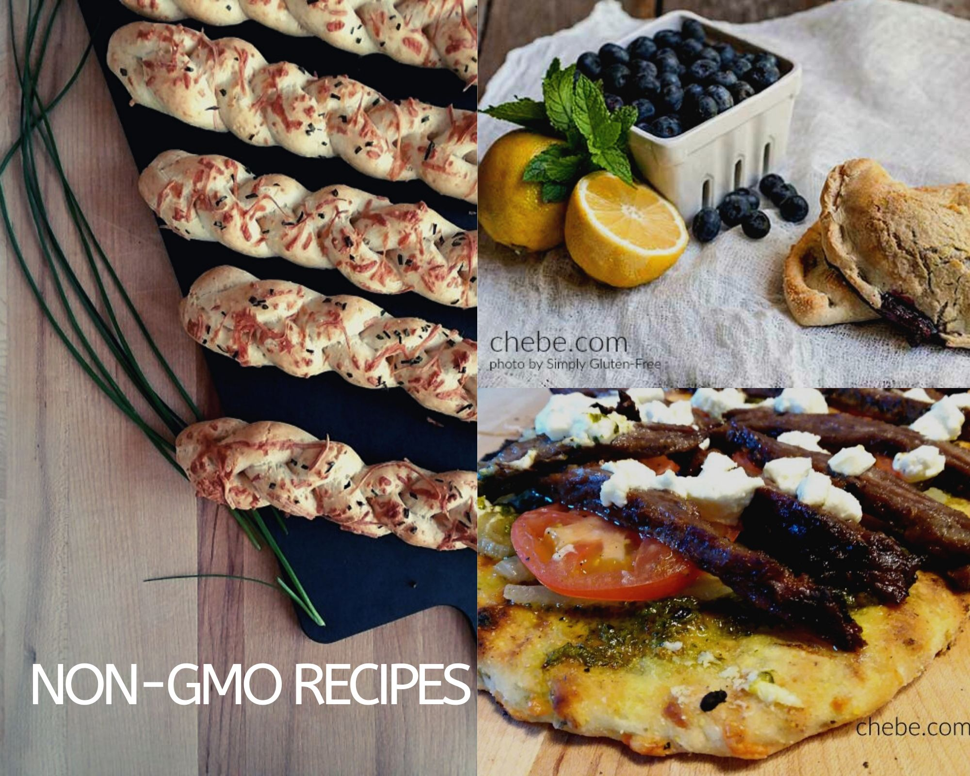 non-gmo recipes, gluren-free