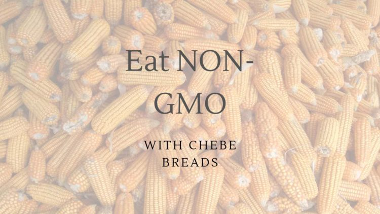 Did You Know Chebe is NON-GMO?