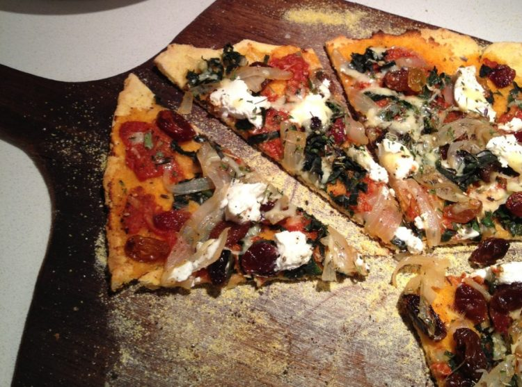 Chebe Pizza on the Grill – it's acinch!