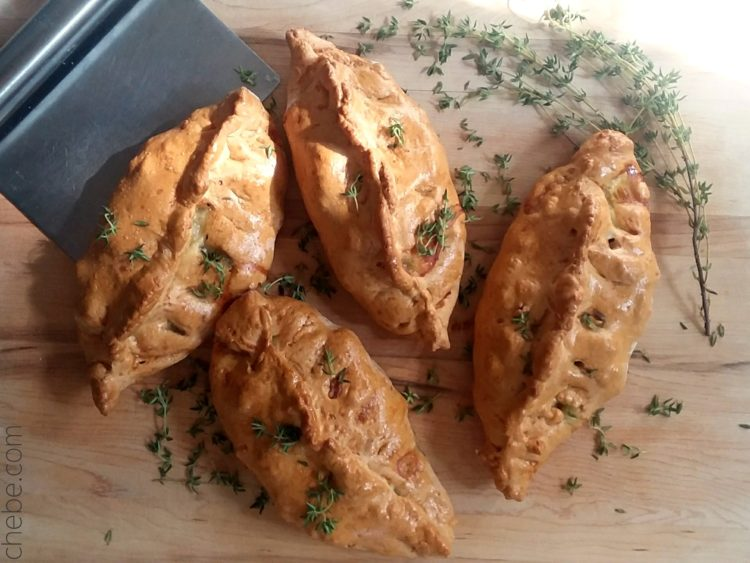 Grain Free Cornish Pasties