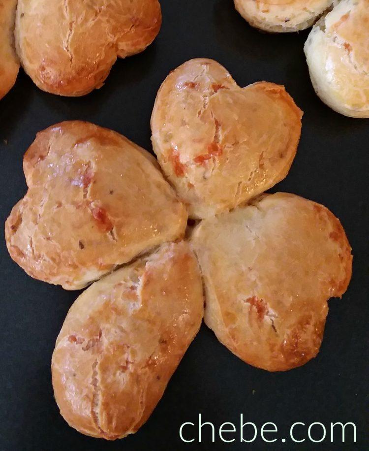 Gluten Free Shamrock Bread