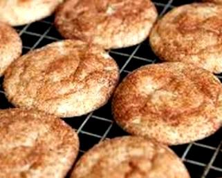 Chebe Gluten Free Snickerdoodles